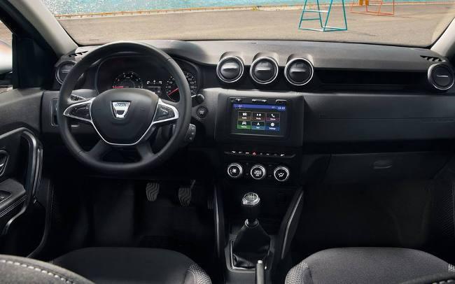 Бюджетный румынский кроссовер Dacia Duster 2019