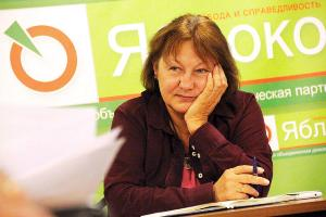 Галина Михалева: «яблочная» феминистка