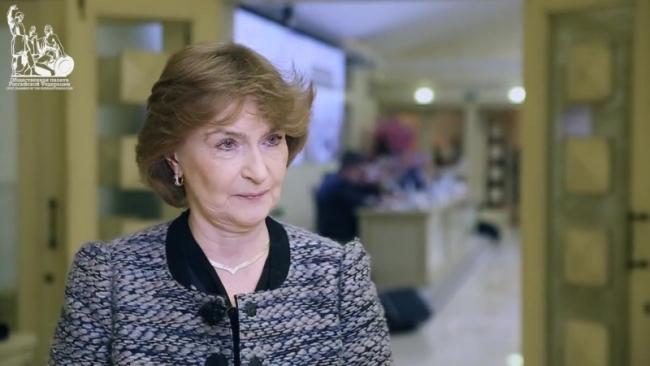 Наталья Нарочницкая: борец с историческими фальсификациями