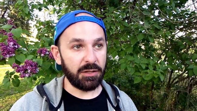 Константин Долгов: идейный активист из Новороссии