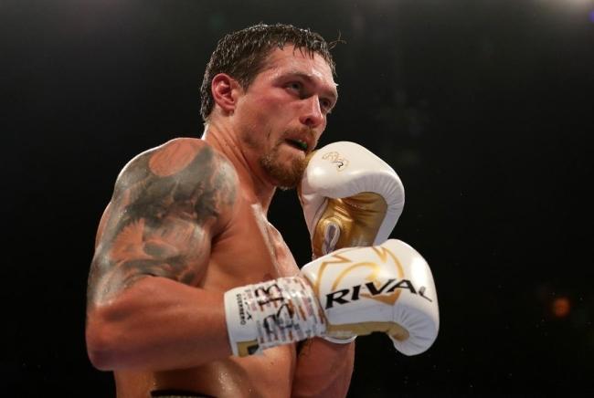 Александр Усик - будущий король мирового бокса
