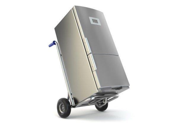 Особенности современной перевозки холодильников