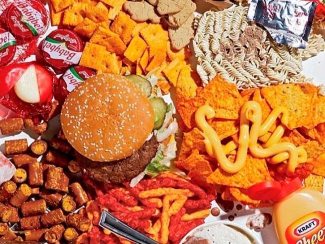 Действие «мусорной еды» на организм