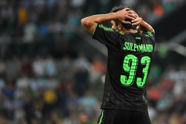 Сулеймановых много, а Шапи – один. В российском футболе загорелась новая звёздочка.