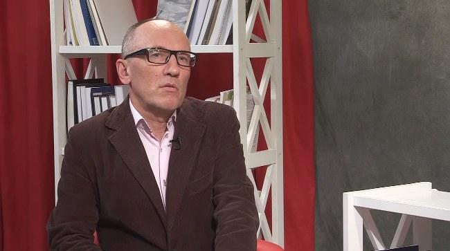 Андрей Метлёв - украинский журналист, интеллигентный философ