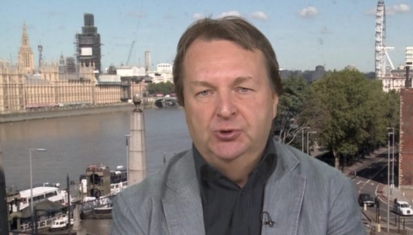 Александр Васильев: бывший разведчик, вещающий из Лондона
