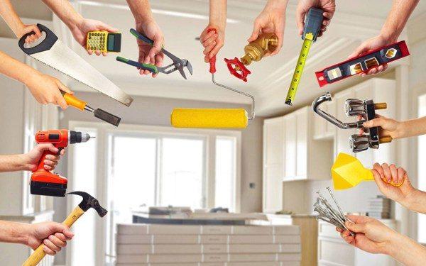Про ремонт квартиры