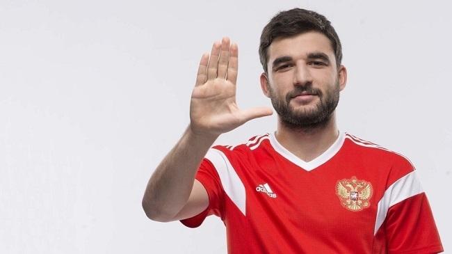 Георгий Джикия - русский грузин из Балашихи