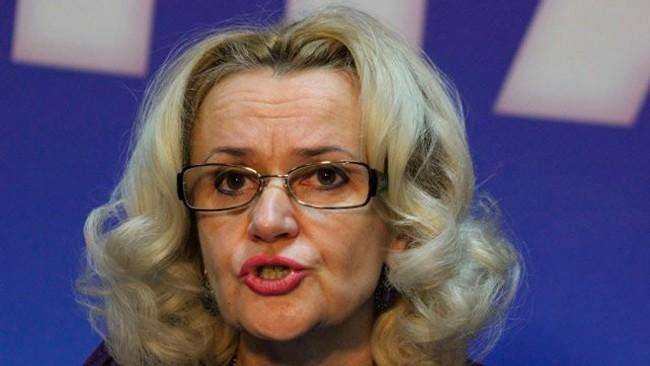 Ирина Фарион: злобная фурия украинского национализма