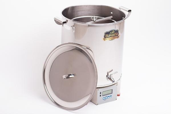 Автоматическая пивоварня Бавария Bavaria бак 50 л