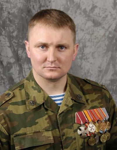 Александр Шерин – депутат от ЛДПР, офицер запаса, решительный человек