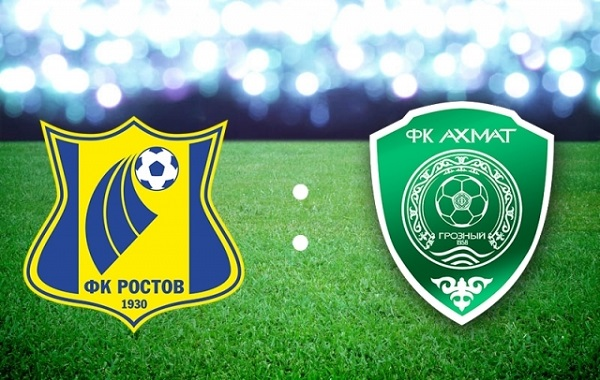 Ахмат - Ростов