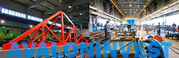 Изготовление металлоконструкций в Киеве