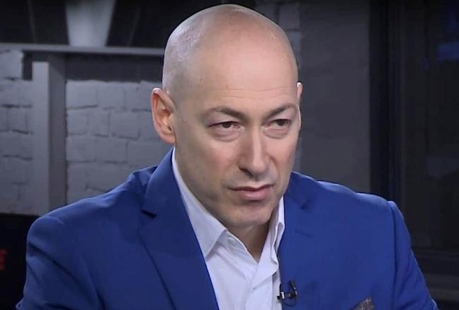 Дмитрий Гордон: журналист, телеведущий, писатель, политик, певец