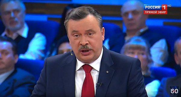 Владимир Кошелев: писатель, военный летчик, политический эксперт