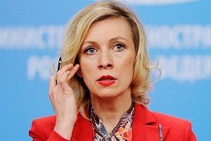 Мария Захарова: чрезвычайная и полномочная…