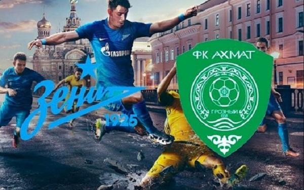 Зенит - Ахмат