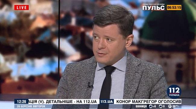 Александр Скубченко: еще один украинский эксперт на отечественном телевидении