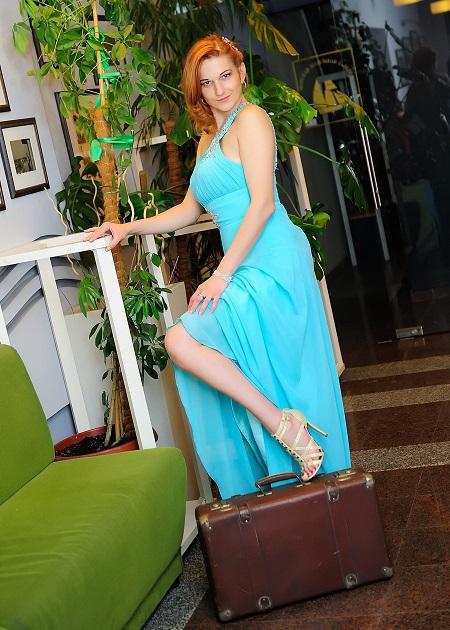 Юлия Витязева: бойкая одесситка в московских телестудиях