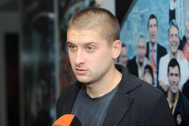 """Ярослав Ракицкий - """"Я не политик, я спортсмен!"""""""