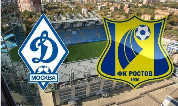 Динамо М - Ростов