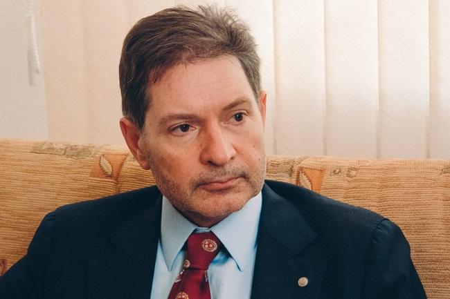 Андрей Безруков: как из разведчиков получаются политологи