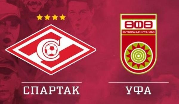 Спартак – Уфа