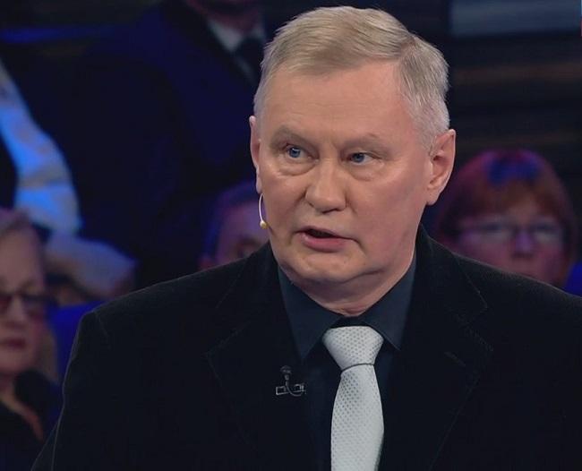 Михаил Ходарёнок: военный обозреватель в роли пропагандиста