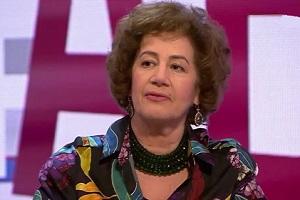 Дина Кирнарская: главный музыковед политических ток-шоу