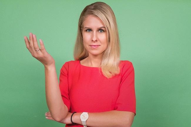 Любовь Соболь: россиянка будущего