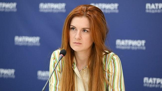 Мария Бутина: из невольниц Вашингтона в активисты Кремля