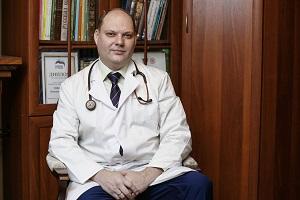 Евгений Тимаков: умение анализировать жалобы и ставить правильные диагнозы