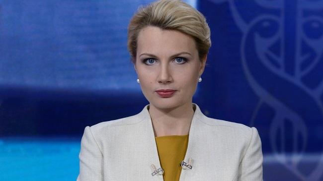 Олеся Лосева: свежее лицо на первом политканале
