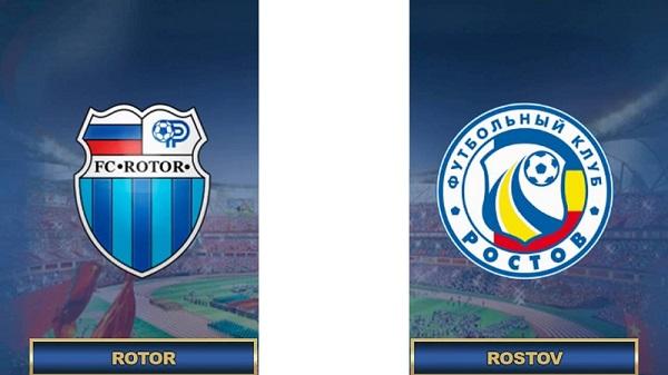 Ротор - Ростов