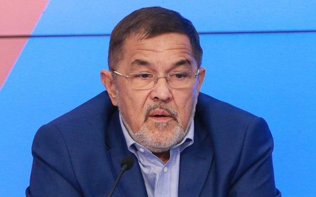 Искандер Хисамов: украинский политолог узбекского происхождения