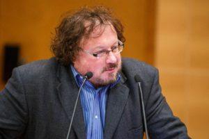 Николай Злобин - в душе, русский политолог
