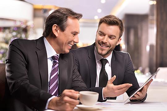 Как найти хорошего делового партнера?