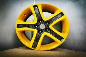 Зачем красить автомобильные диски