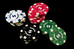 Фишки для покера своими руками