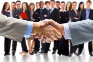 Бизнес-партнер, партнер по бизнесу