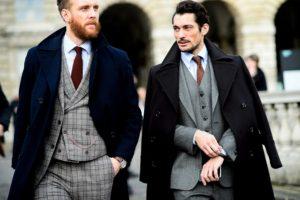 Топ-5 стильных мужских костюмов для создания импозантного образа