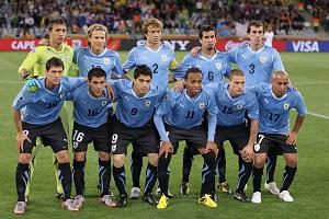 Маленький гигант большого футбола. Сборная Уругвая – третий соперник сборной России