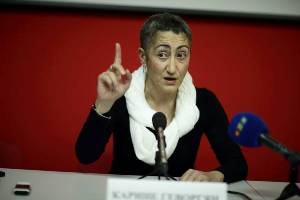 Каринэ Геворгян: обаяние москвички армянского происхождения