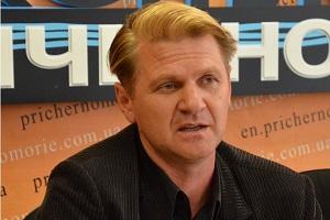 Олег Музыка: одессит на центральном российском телевидении
