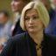 Ирина Геращенко: бедовая блондинка из Верховной Рады