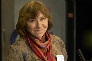 Светлана Алексиевич: нобелевский лауреат на службе оппозиции
