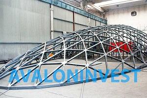 Авалонинвест – одно из самых успешных предприятий по производству металлоконструкций в Восточной Европе