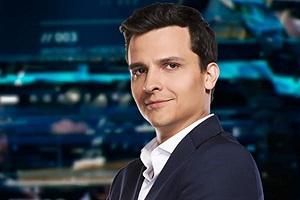 Алексей Гудошников: журналист-универсал с модельной внешностью